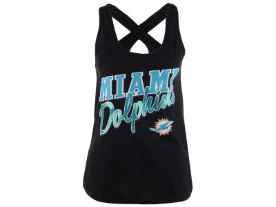 Miami Dolphins G-III Sports NFL Women's Crossback Tank