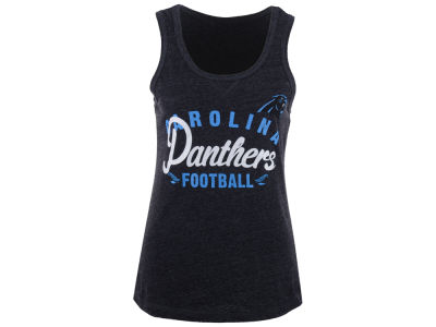 Carolina Panthers GIII NFL Women's Playoff Scoop Tank