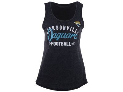 Jacksonville Jaguars G-III Sports NFL Women's Playoff Scoop Tank