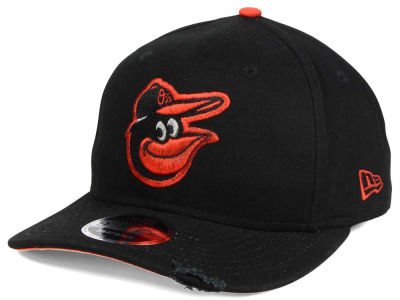 Baltimore Orioles New Era MLB Team Rustic 9FIFTY Snapback Cap