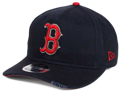 Boston Red Sox MLB Team Rustic 9FIFTY Snapback Cap