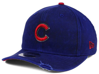Chicago Cubs New Era MLB Team Rustic 9FIFTY Snapback Cap