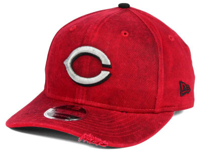 Cincinnati Reds MLB Team Rustic 9FIFTY Snapback Cap