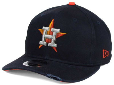 Houston Astros MLB Team Rustic 9FIFTY Snapback Cap