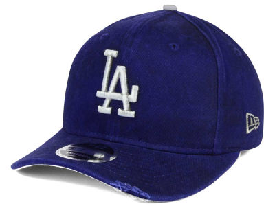 Los Angeles Dodgers New Era MLB Team Rustic 9FIFTY Snapback Cap