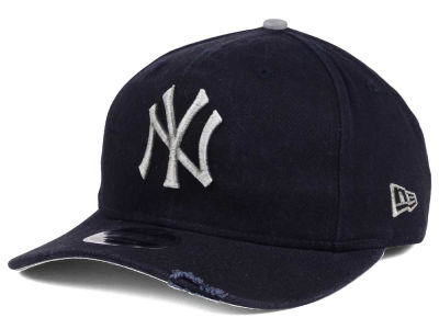 New York Yankees MLB Team Rustic 9FIFTY Snapback Cap