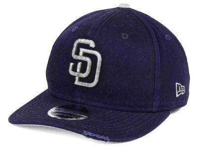 San Diego Padres New Era MLB Team Rustic 9FIFTY Snapback Cap