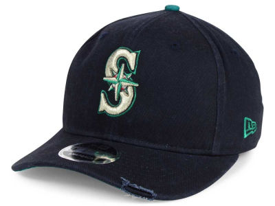 Seattle Mariners MLB Team Rustic 9FIFTY Snapback Cap