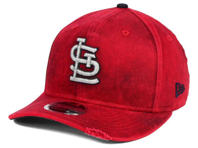 St. Louis Cardinals MLB Team Rustic 9FIFTY Snapback Cap