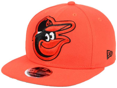 Baltimore Orioles New Era MLB Logo Grand 9FIFTY Snapback Cap