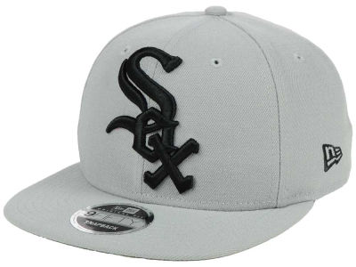 Chicago White Sox MLB Logo Grand 9FIFTY Snapback Cap