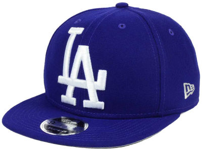 Los Angeles Dodgers MLB Logo Grand 9FIFTY Snapback Cap