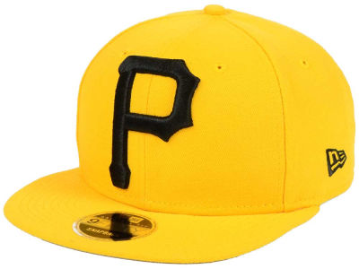 Pittsburgh Pirates MLB Logo Grand 9FIFTY Snapback Cap