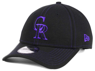 Colorado Rockies New Era MLB The League Classic 9FORTY Adjustable Cap