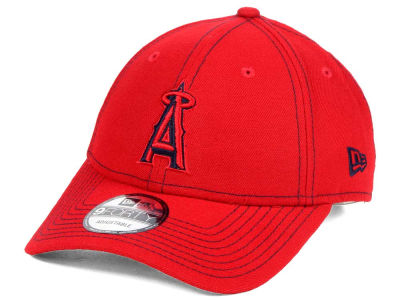 Los Angeles Angels New Era MLB The League Classic 9FORTY Adjustable Cap