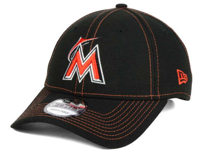 Miami Marlins New Era MLB The League Classic 9FORTY Adjustable Cap