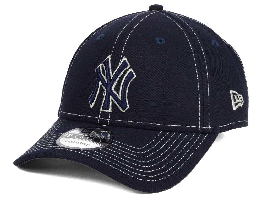 2f750afca48 New York Yankees New Era MLB The League Classic 9FORTY Adjustable ...