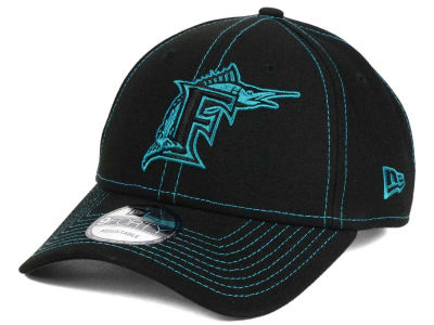 Florida Marlins New Era MLB The League Classic 9FORTY Adjustable Cap