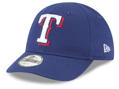 Texas Rangers New Era MLB My 1st 39THIRTY Cap