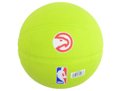 Atlanta Hawks Spalding Primary Logo Ball Size 3 Unboxed