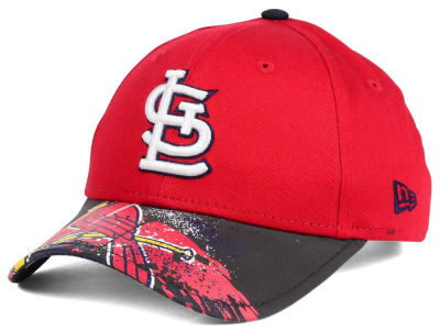 St. Louis Cardinals NCAA Youth Splatter Vize Snapback Cap