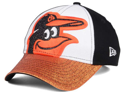 Baltimore Orioles MLB Youth Shimmer Shine Adjustable Cap