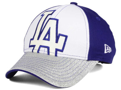 Los Angeles Dodgers MLB Youth Shimmer Shine Adjustable Cap