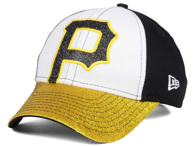 Pittsburgh Pirates New Era MLB Youth Shimmer Shine Adjustable Cap