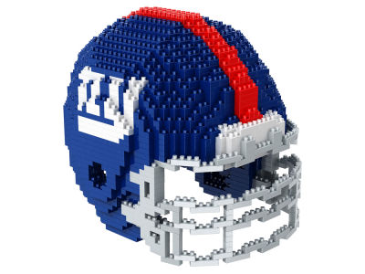 New York Giants BRXLZ 3D Helmet Puzzle