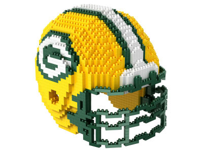 Green Bay Packers BRXLZ 3D Helmet Puzzle