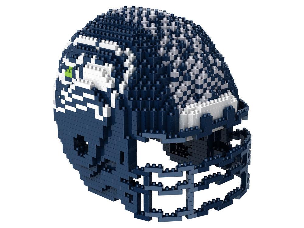 seattle seahawks brxlz 3d helmet puzzle