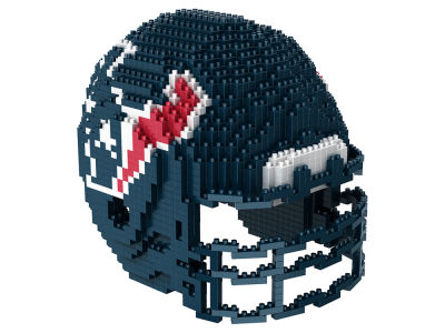 Houston Texans BRXLZ 3D Helmet Puzzle