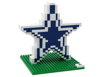 Dallas Cowboys BRXLZ 3D Brxlz- Logo
