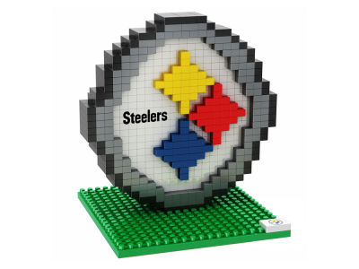 Pittsburgh Steelers BRXLZ 3D Brxlz- Logo