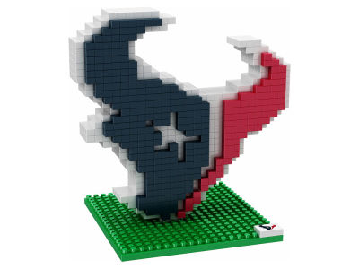Houston Texans BRXLZ 3D Logo Puzzle