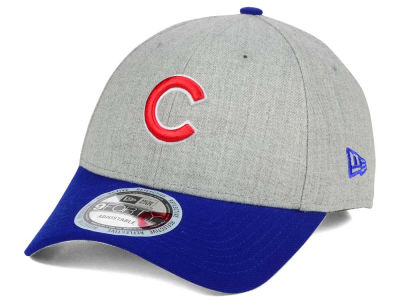 Chicago Cubs MLB Heather Hit 9FORTY Cap