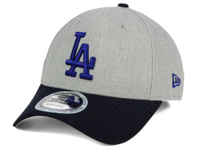 Los Angeles Dodgers New Era MLB Heather Hit 9FORTY Cap