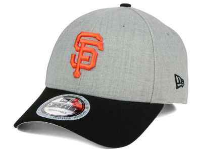 San Francisco Giants New Era MLB Heather Hit 9FORTY Cap