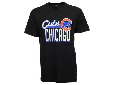 Chicago Cubs MLB Men's Club Hardball T-Shirt
