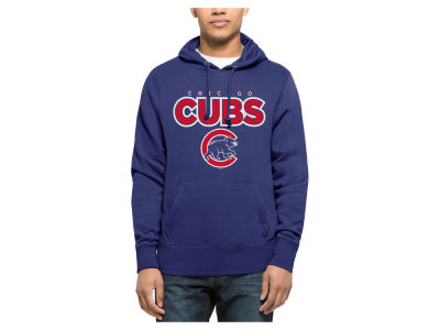 Chicago Cubs MLB Men's Headline Big League Hoodie
