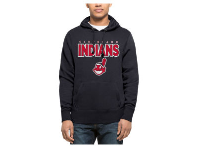 Cleveland Indians MLB Men's Headline Big League Hoodie