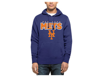 New York Mets MLB Men's Headline Big League Hoodie