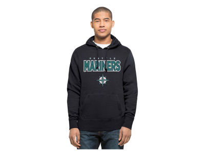 Seattle Mariners MLB Men's Headline Big League Hoodie