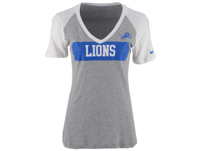 Detroit Lions Nike NFL Women's Tailgate Football T-Shirt