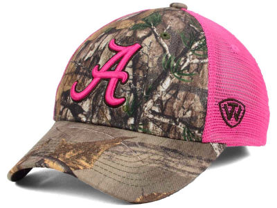 Alabama Crimson Tide Top of the World NCAA Hunter Snapback Cap