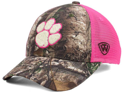 Clemson Tigers Top of the World NCAA Hunter Snapback Cap