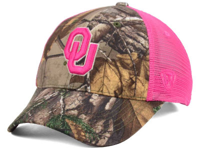 Oklahoma Sooners Top of the World NCAA Hunter Snapback Cap