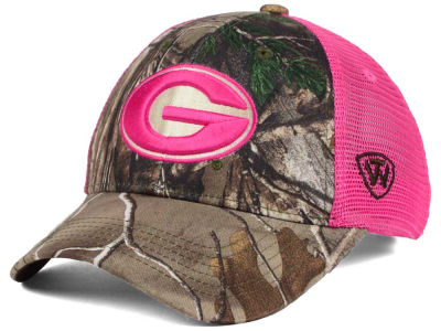 Georgia Bulldogs Top of the World NCAA Hunter Snapback Cap
