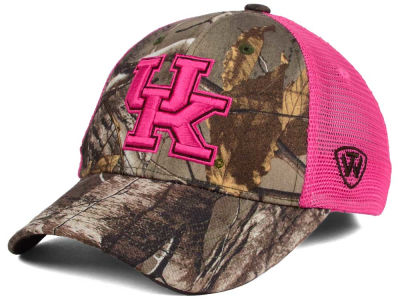Kentucky Wildcats Top of the World NCAA Hunter Snapback Cap