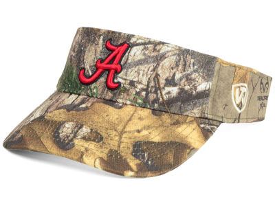 Alabama Crimson Tide Top of the World NCAA RTX Visor